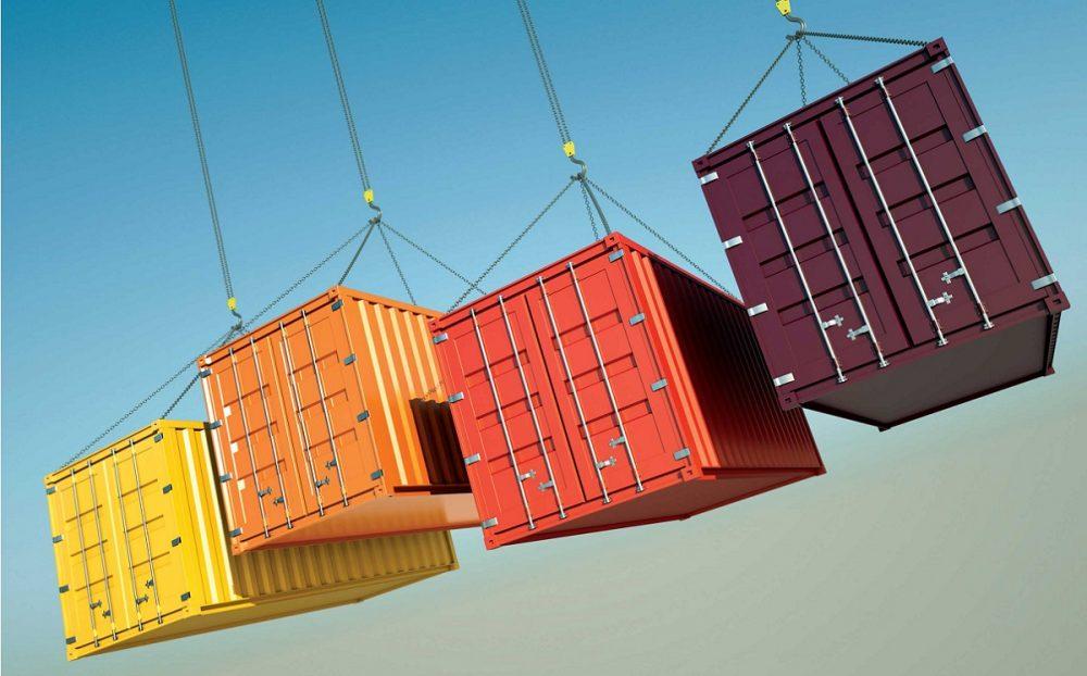 Развитие контейнерных грузоперевозок