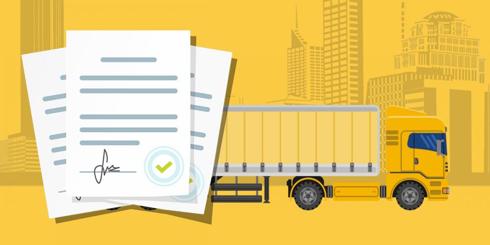 Документы при перевозке грузов logist today Здесь речь идет исключительно о документах необходимых для экспедирования грузов в международном сообщении Иные документы необходимые перевозчику