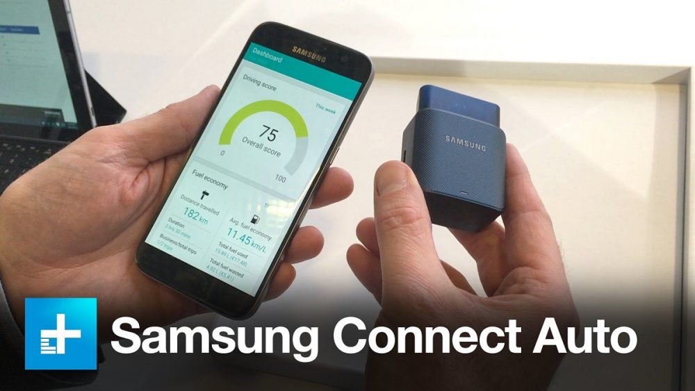 samsung connect auto with obd2
